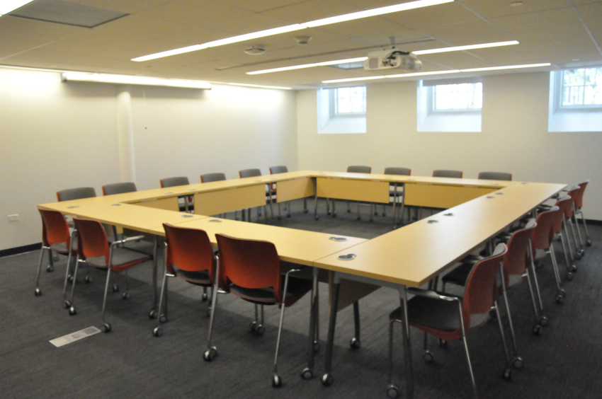 Room Reservations For Williams Hall Office Of Interdisciplinary